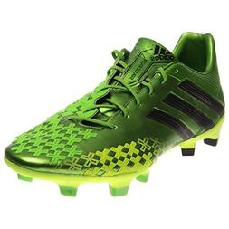 adidas Predator LZ TRX FG Cleats - Ray Green/Black/Electrici
