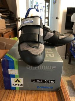 SHIMANO RACING CYCLING SHOES SH-T120 SIZE 37 NEW WITH NEW CL