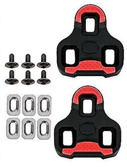 ROAD Cycling Shoe Look Keo Grip Cleats 9° float