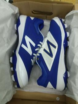 New Balance Royal/White - Rubber Cleats #PL4040D3