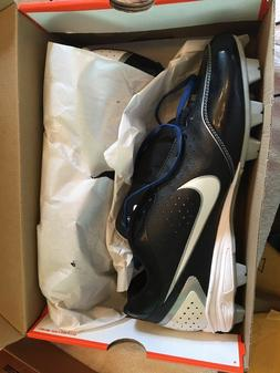Nike Rubber baseball cleats size 12