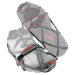 Yaktrax Run Traction Cleats for Running on Snow and Ice Size