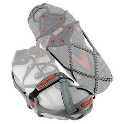 Yaktrax Run Traction Cleats for Running on Snow and Ice, Sma