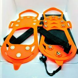 ENERGETICSKY Shoes Boots Anti-slip Ice GripsTraction Crampon