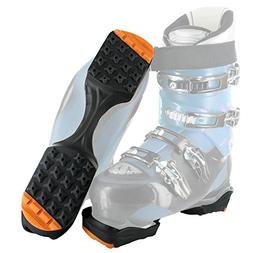 Yaktrax SkiTrax Ski Boot Tracks Traction and Protection Clea