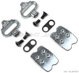Shimano SM-SH56 SPD Multi-Release 2-Hole Cleat Set with Clea