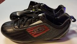 ATHLETIC WORKS SOCCER CLEATS BOYS/GIRLS SIZE 4,5,6   NEW WIT