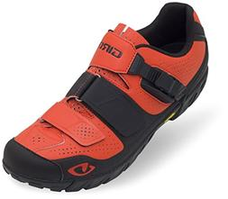 Giro Terraduro Shoe - Men's Glowing Red/Black 39
