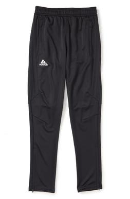 Boy's Adidas Tiro 17 Training Pants, Size M  - Grey