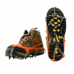Cosyzone Traction Cleats Ice Snow Grips Crampons Micro Spike