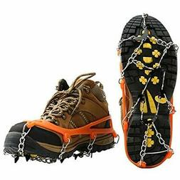 Cosyzone Traction Cleats Micro Ice Spikes Shoe/Boots Safe Wa