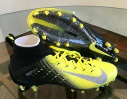 Nike Vapor Untouchable Pro 3 Football Cleats Yellow Black Si