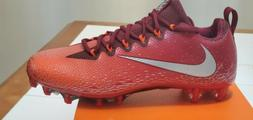 Nike Vapor Untouchable Pro Football Cleats,833385-608,Red,Me