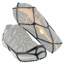 Yaktrax Walk Snow and Ice Traction Cleats Slip On Spikeless