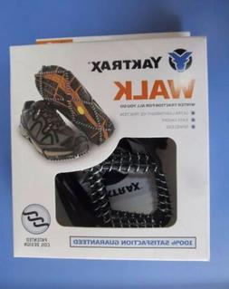 da417aeff Yaktrax Walk Traction Cleats for Walking on Snow Ice Size Sm