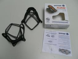 Yaktrax Walk Traction Cleats for Walking on Snow/Ice Size L