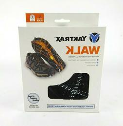 Yaktrax Walk Traction Cleats for Walking on Snow and Ice Lar