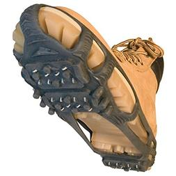 STABILicers Walk Traction Ice Cleat, Large , Black