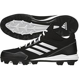 adidas Performance Men's Wheelhouse Mid Baseball Cleat, Core