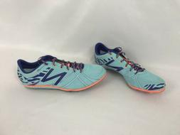 New Balance Women 10.5 Silent Hunter Blue Running Track Clea
