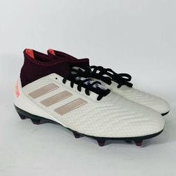 Women New Adidas Predator 18.3 FG W Soccer Cleats Shoes Size