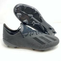 Adidas X 19.1 FG Men's Soccer Cleats Size 13 Core Black Firm