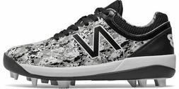 New Balance Youth 4040v5 Low Molded Baseball Cleats