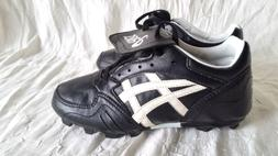 Youth Boy's Asics Gel Baseball softball metal cleats shoes,