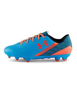 Under Armour Youth SF Flash FG Firm Ground Soccer Cleats 5 1